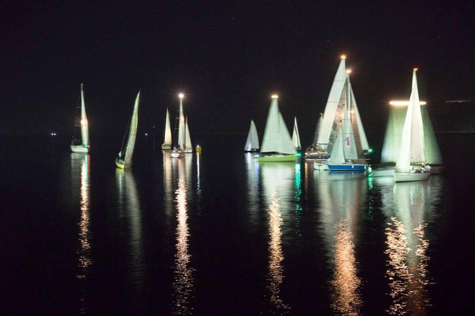 Sails Under The Moonlight