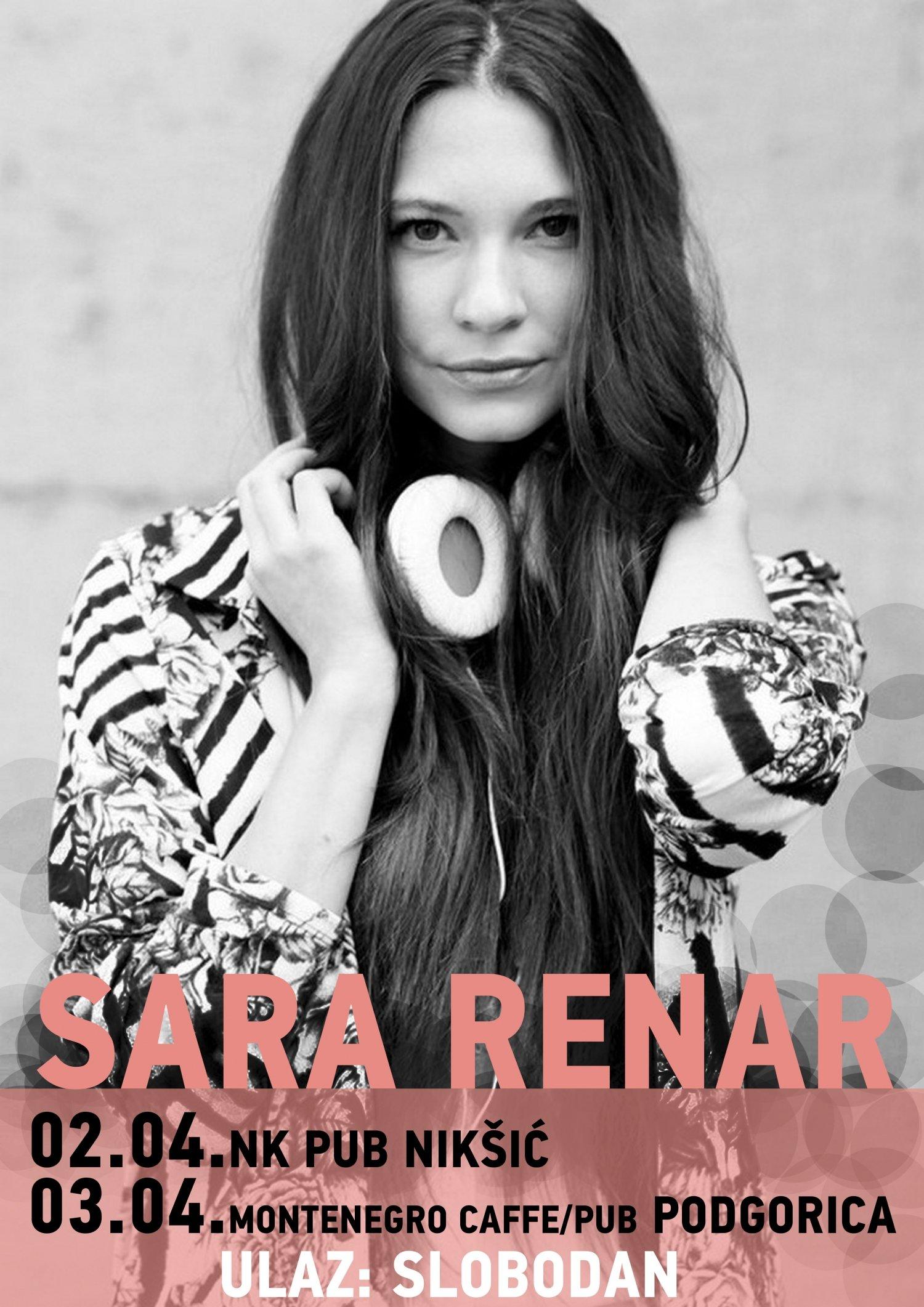 Sara Renar Concert