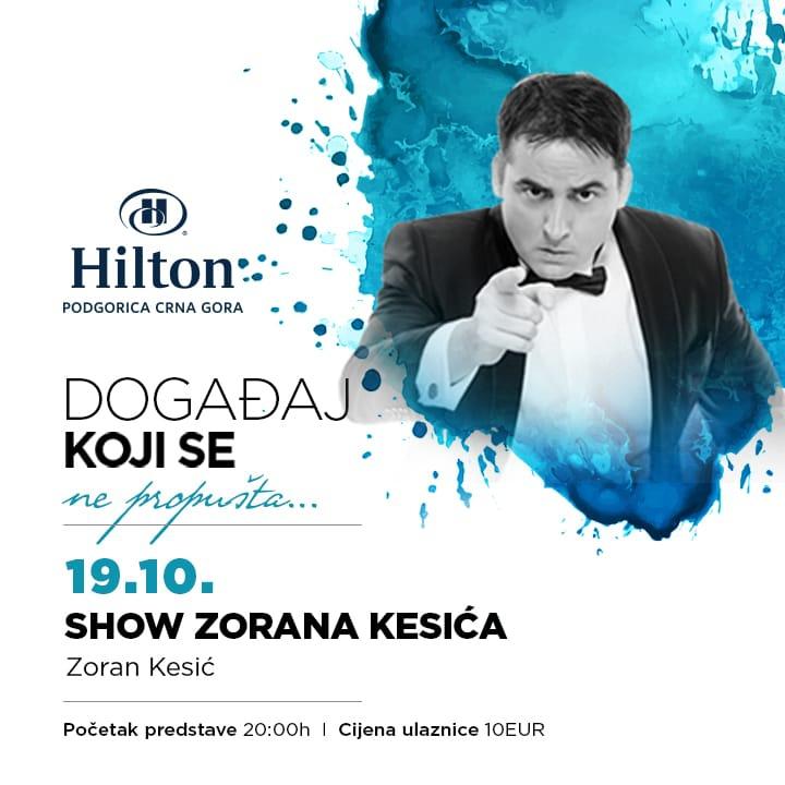 Show Zorana Kesića