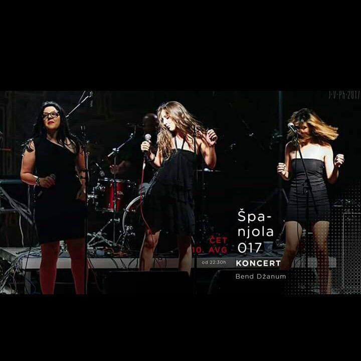 Spanjola Concert