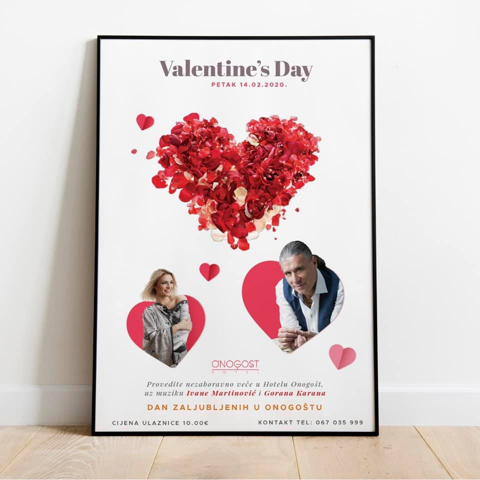 Best Valentines Day Offers in Montenegro 2020