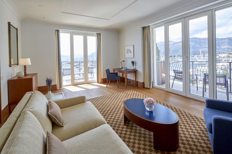 Suite Life at Regent Porto Montenegro