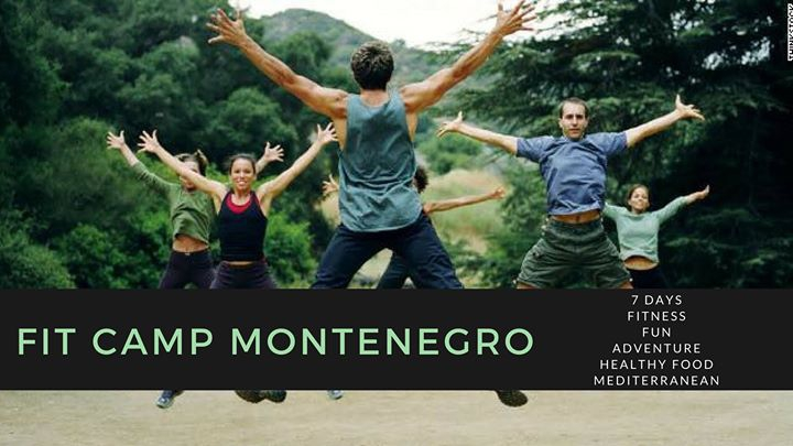The 1st FitCamp Montenegro