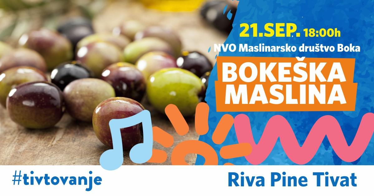 The Boka Olive