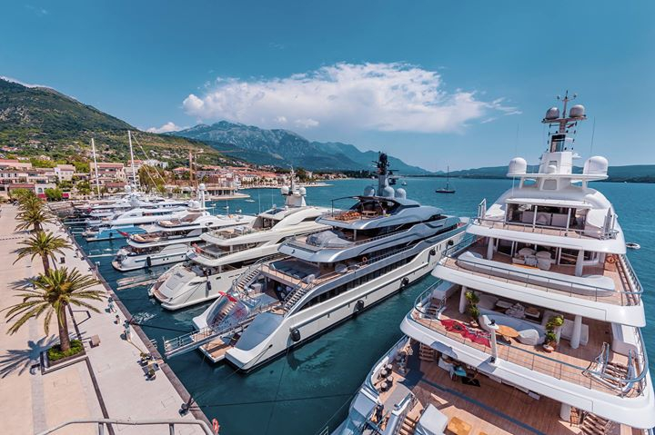 The MYBA Pop-Up Superyacht Show