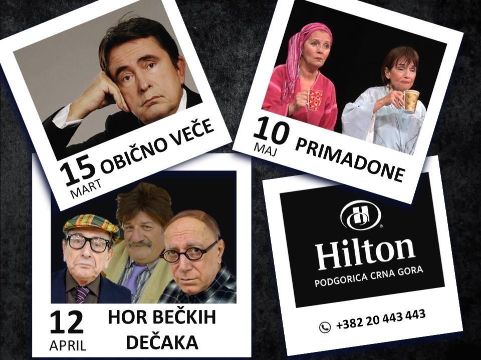 Theatre at Hotel Hilton
