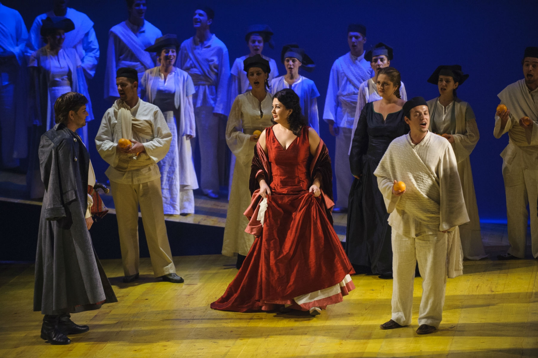Theatre Play 'Balkanska Carica'