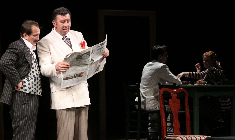 Theatre Play: Narodni Poslanik
