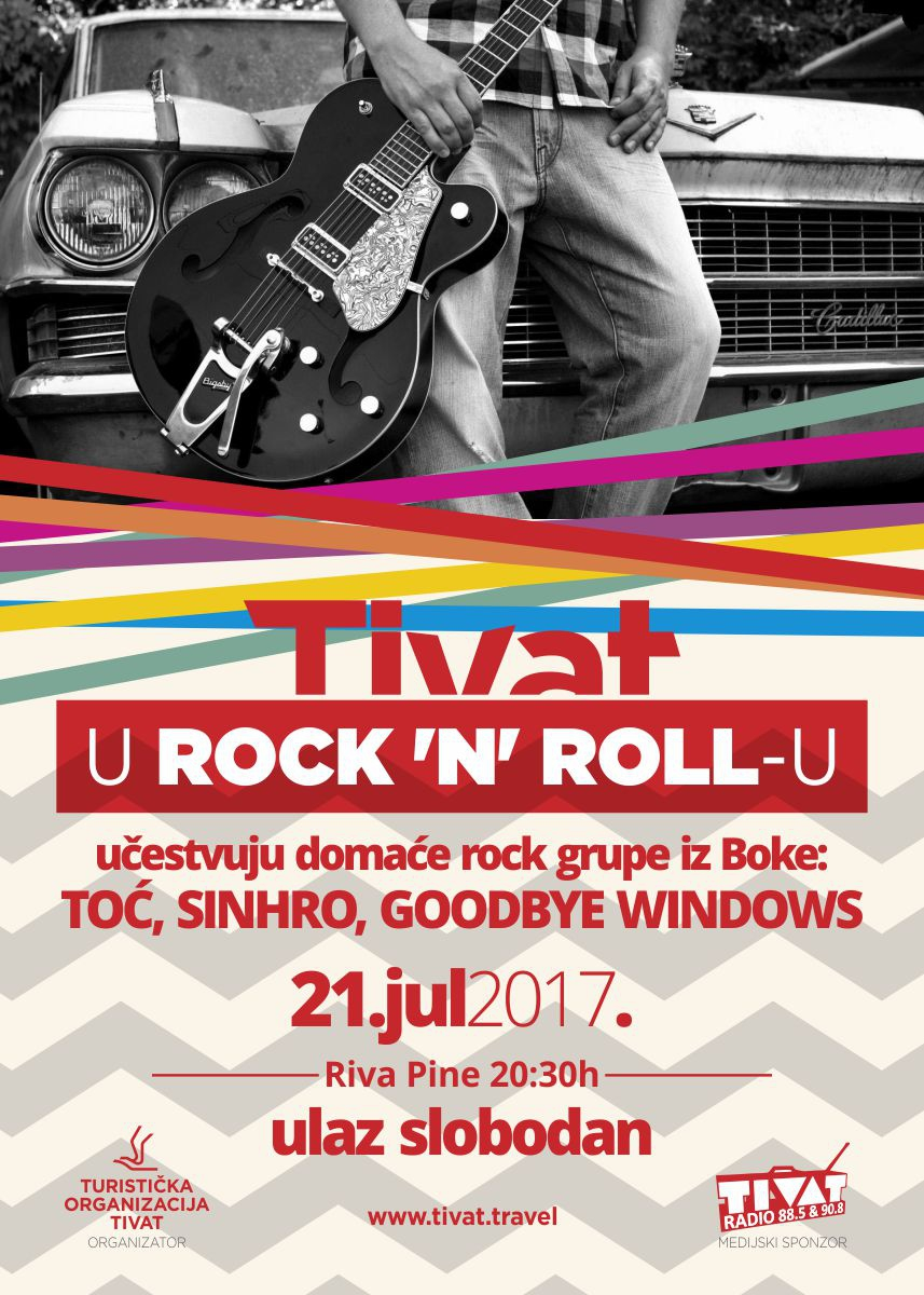 Tivat In Rock And Roll