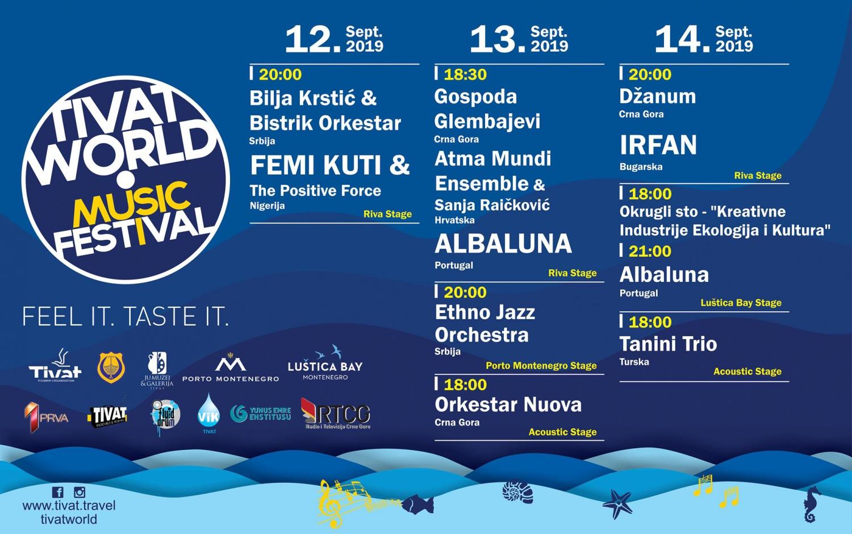 Tivat World Music Festival