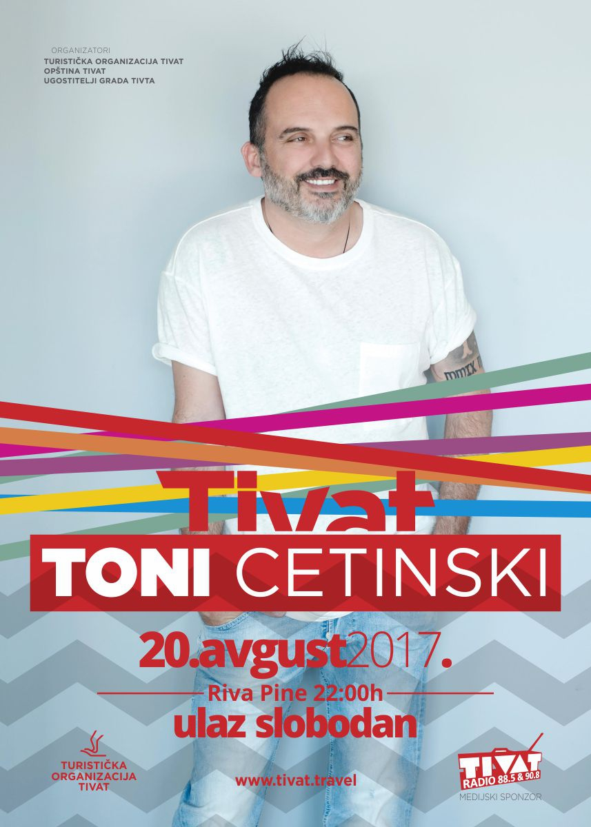 Tony Cetinski Concert