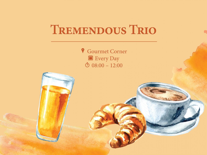 Tremendous Trio