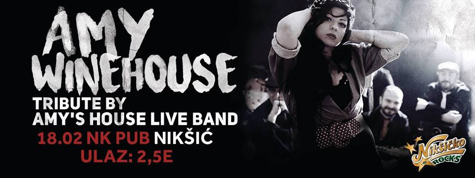 Tribute by Amy's House Live Band
