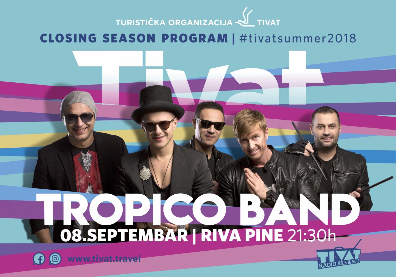 Tropico Band at Tivat