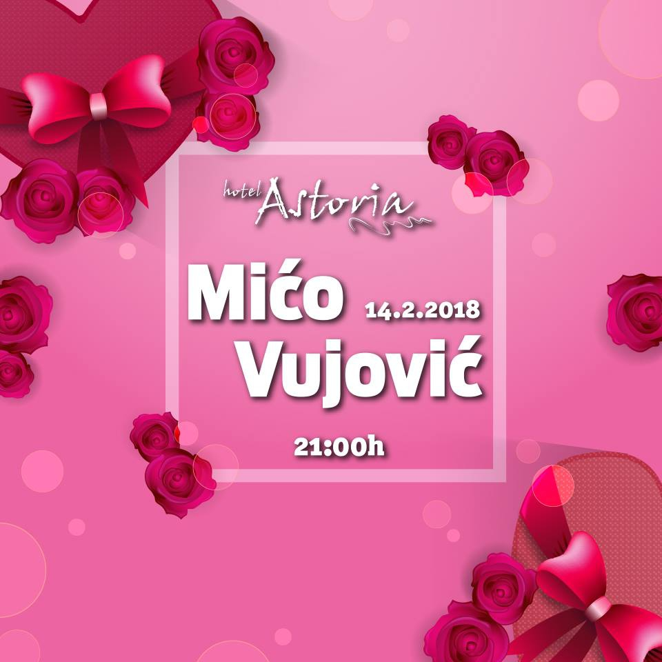 Valentine's Day at Astoria Tivat