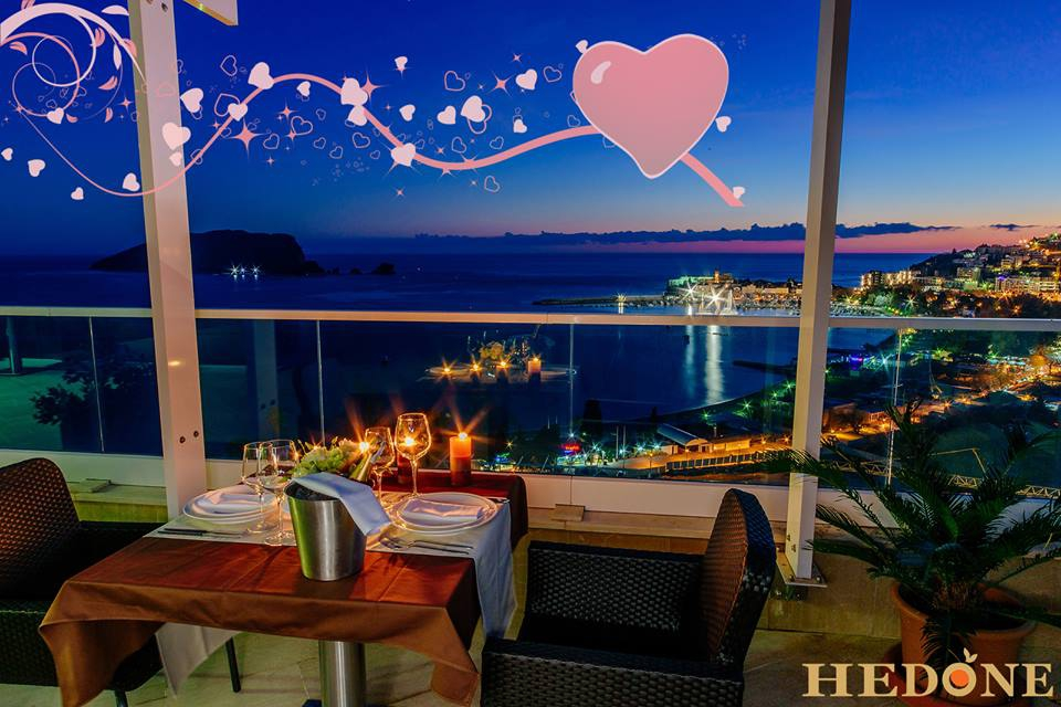 Valentine's Day at Hedone Restaurant
