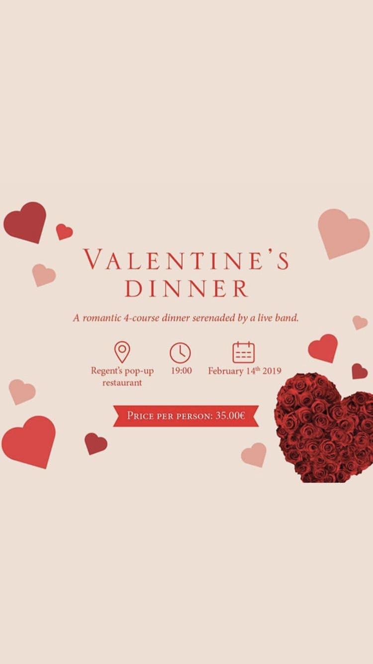 Valentine's Day at Regent Porto Montenegro
