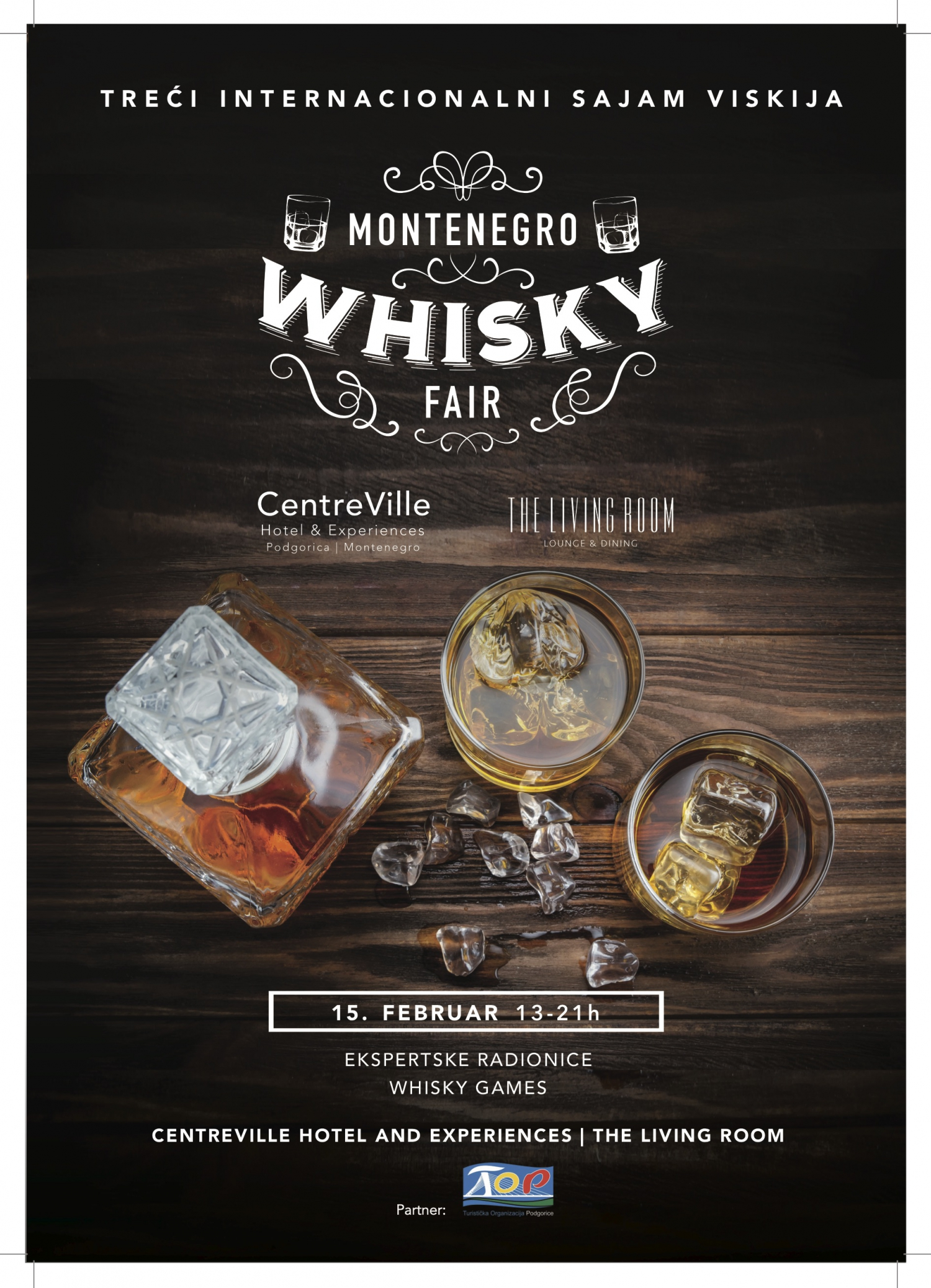 Whiskey Fair at CentreVille Hotel&Experiences