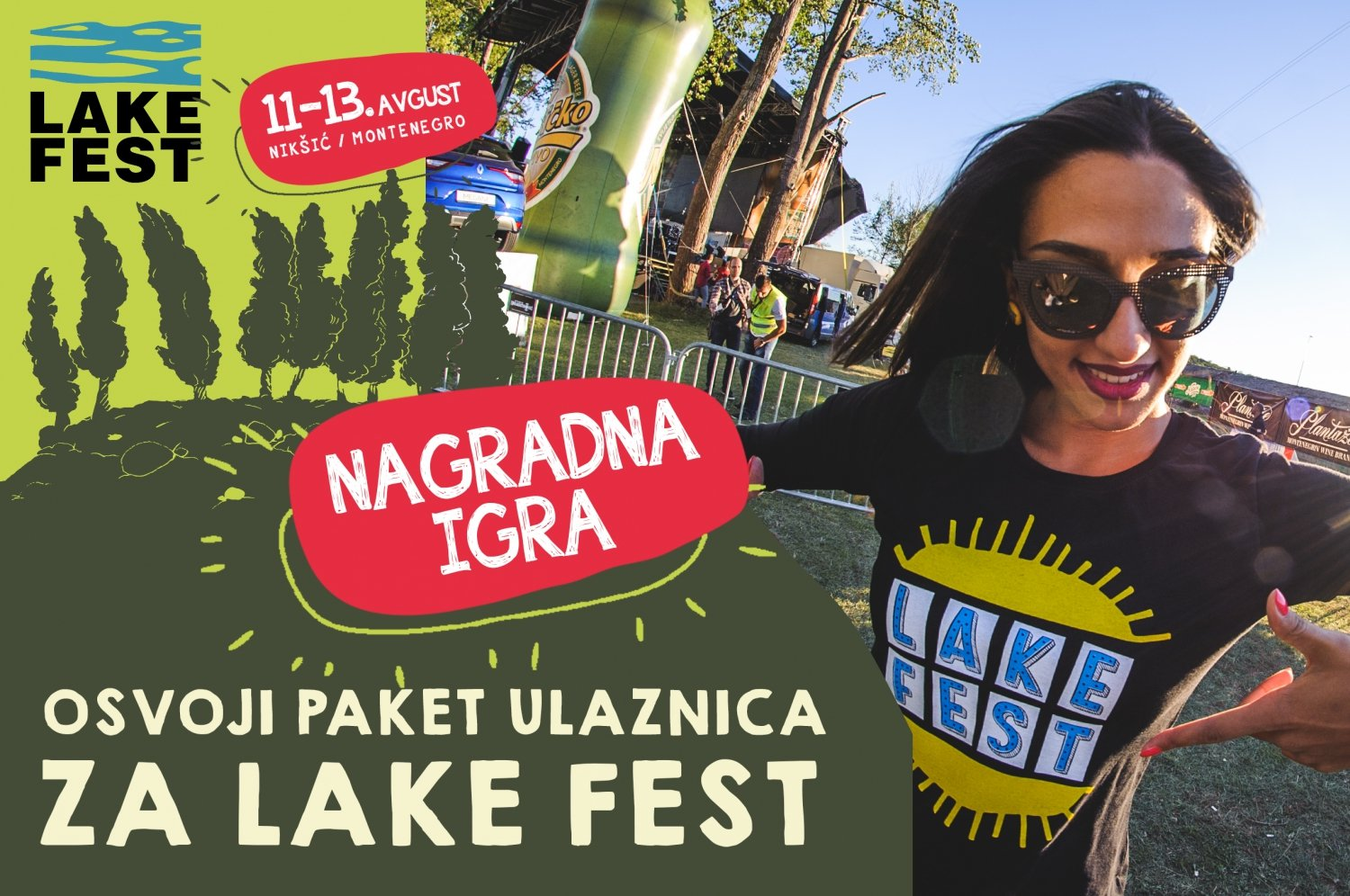 WIN Lake Fest 2017 Tickets