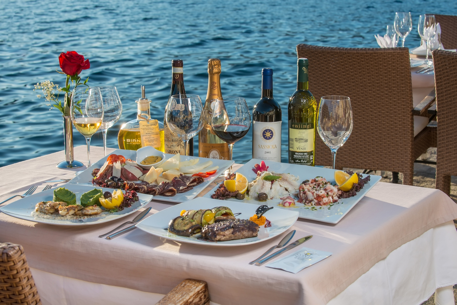 Wine&Dine Event at Hotel Restaurant Conte Perast