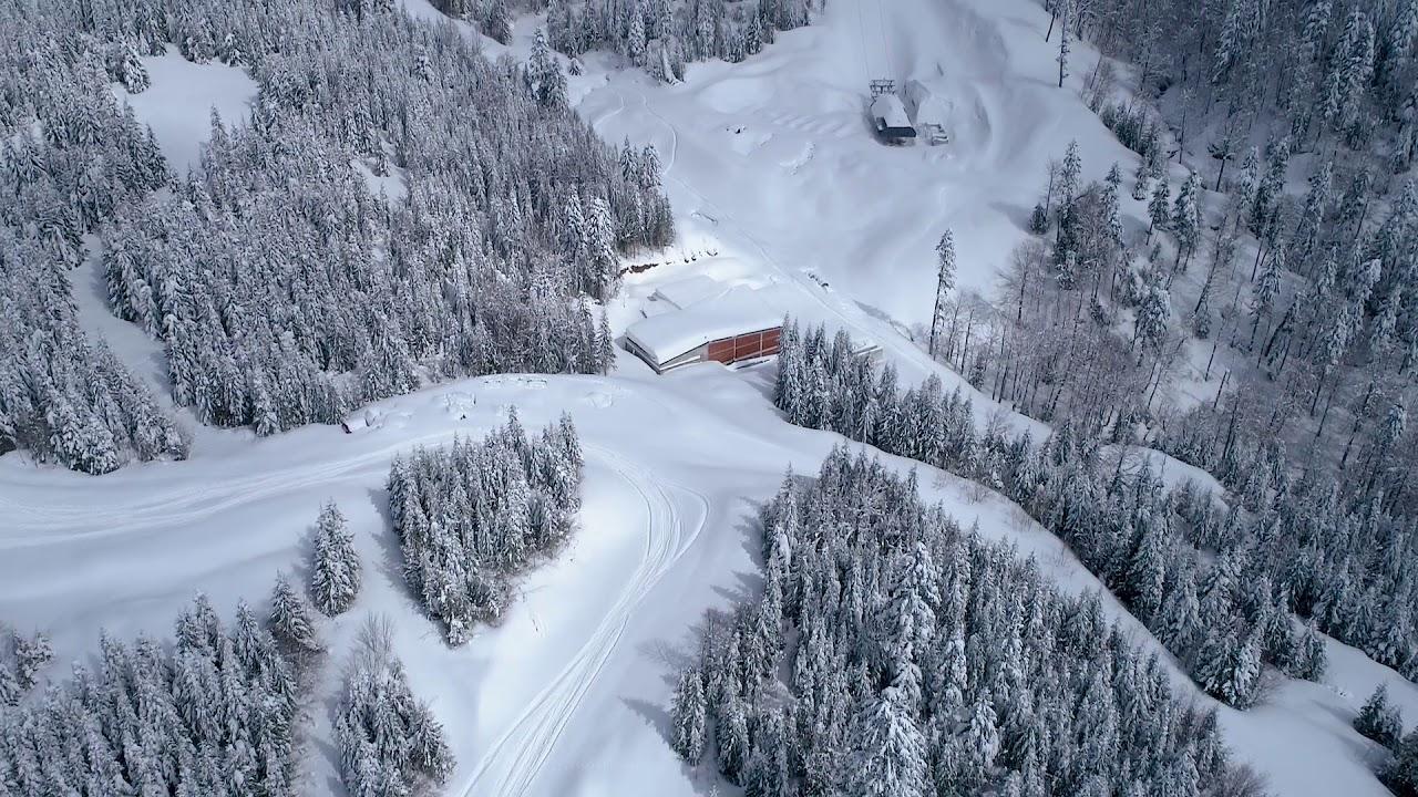 Winter Season at Ski Resort Kolasin 1600