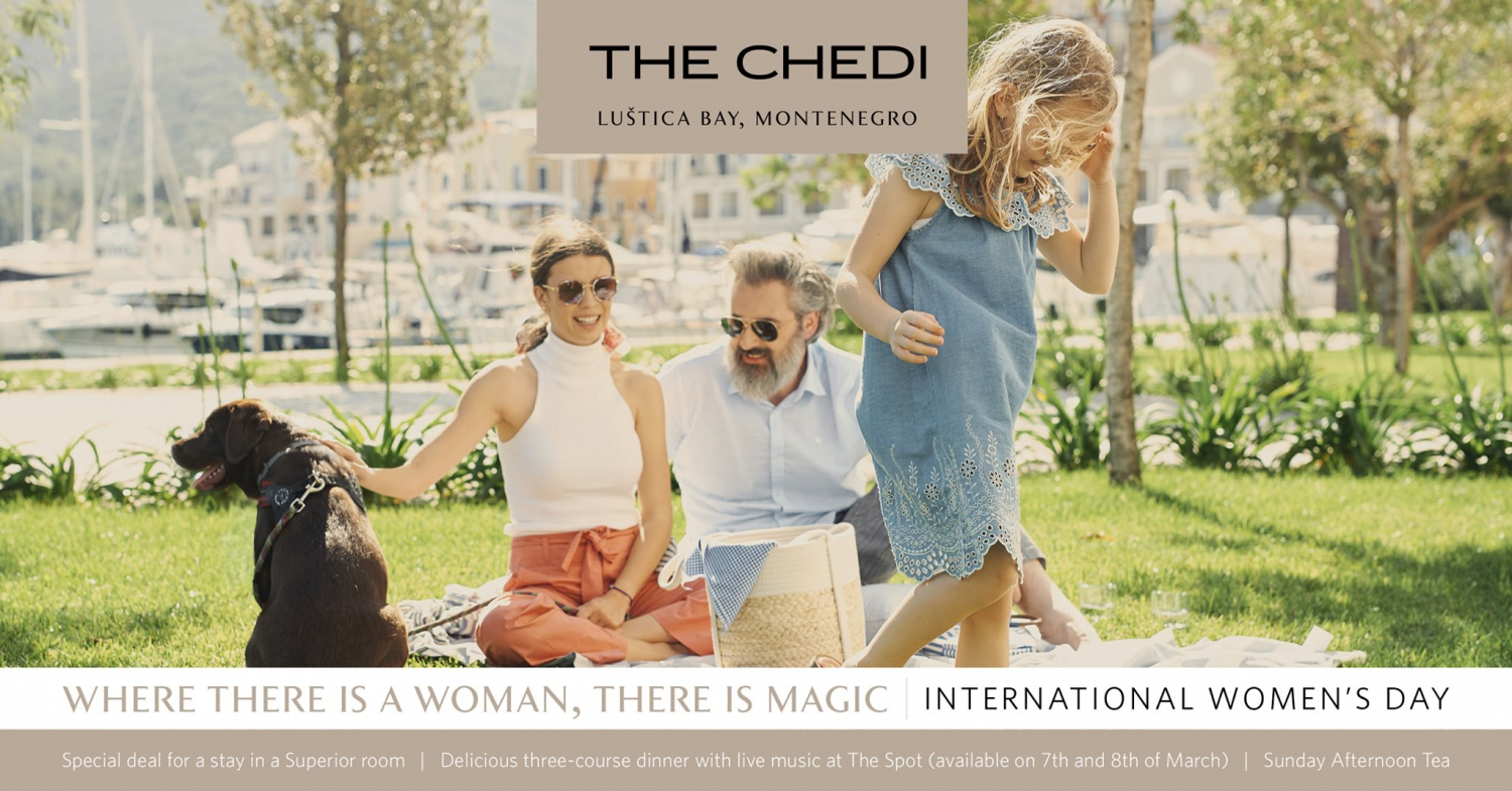 Women's Day at The Chedi Lustica Bay