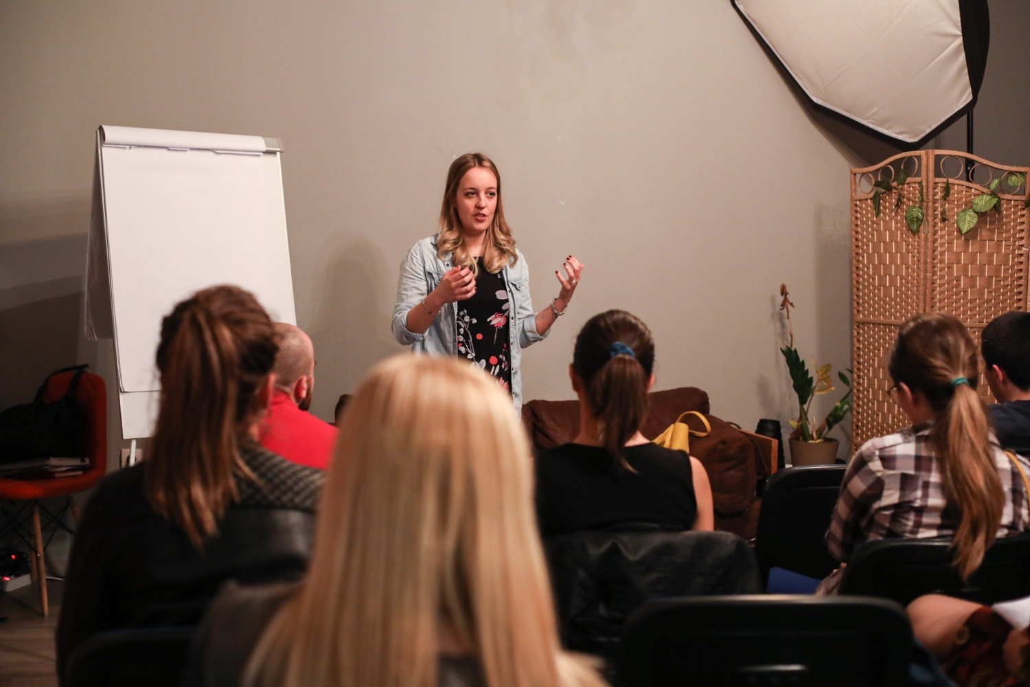 Workshop 'Exercising The Self-Awareness' at Zahara