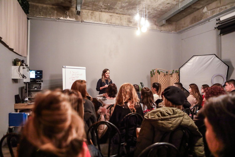 Workshop 'Setting up Personal Boundaries' at Zahara