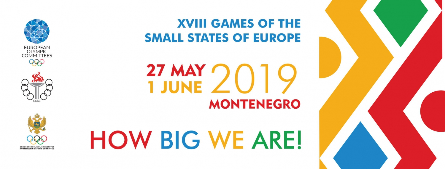 XVIII Games of The Small States of Europe