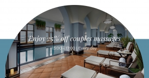 February and March Spa Special Offer by Regent
