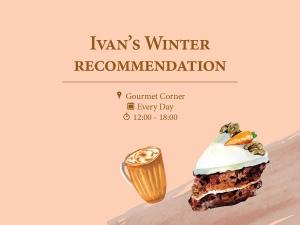 Ivan's Winter Recommendation