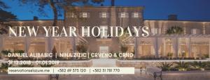 New Year at Lazure Hotel & Marina Montenegro