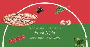 Pizza Night at Regent