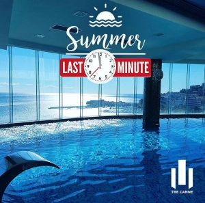 Summer Last Minute Offer at Tre Canne