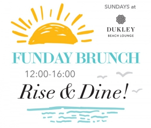 Sundays at Dukley Beach Lounge