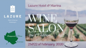 Wine Salon 2nd Edition at Lazure Hotel