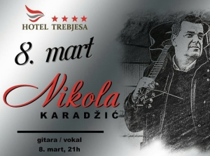 Women's Day at Hotel Trebjesa