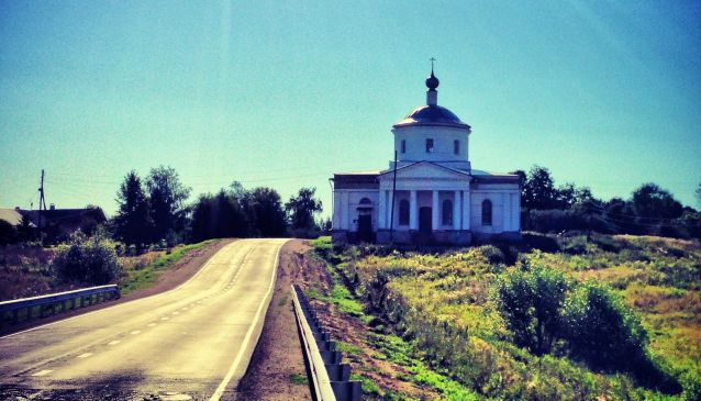 A Journey to Suzdal