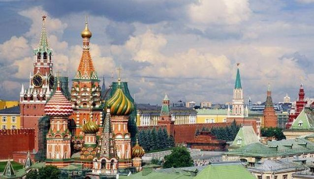 A Weekend in Moscow