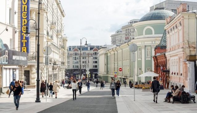 Moscow's changes
