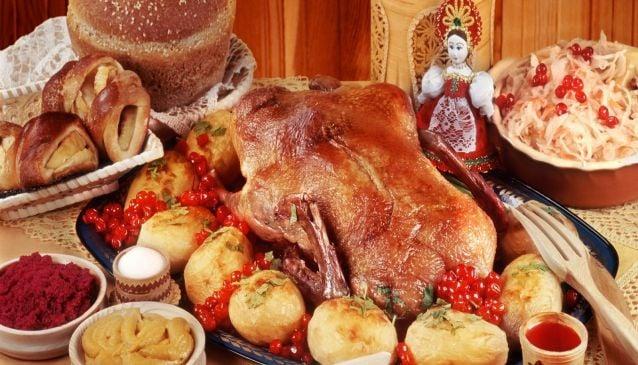 Renaissance of Russian cuisine