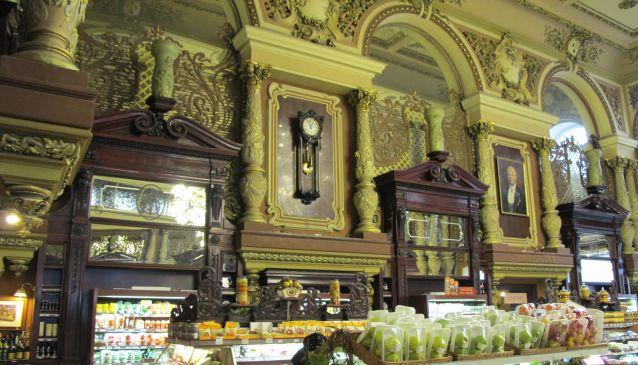 Yeliseyevsky Store in Moscow