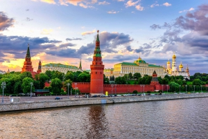 1-Hour Scenic Moscow River Cruise