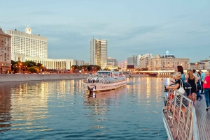 2.5-Hour Luxury River Cruise with Dining Option