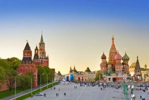 2-Day City Tour, Kremlin, Tretyakov Gallery, Boat