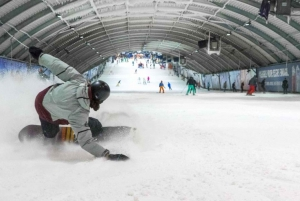 2-Hour Indoor Snow Center Experience