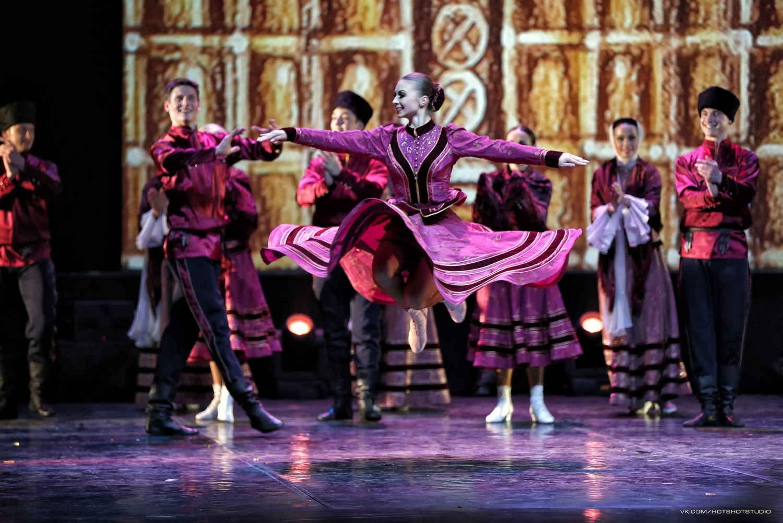 2-Hour Kostroma Folk Dance Show