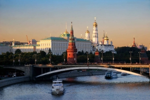 2-Hour Kremlin Guided Tour and Priority Entrance