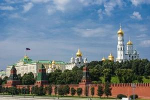 2-Hour Kremlin Private Skip-the-Line Tour