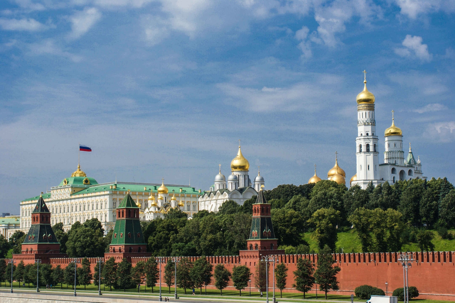 2-Hour Kremlin Skip-the-Line Small Group Tour